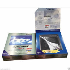 GJ Airlines 1/400  Diecast Model Aircraft  Jets G-BOAC British Airways Concorde