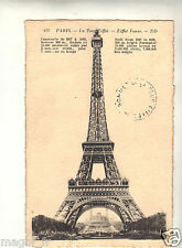 75 - cpa - PARIS - La Tour Eiffel ( i 3290)