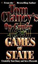 Op-Center: Games of State 3 by Steve Pieczenik, Jeff Rovin and Tom Clancy...