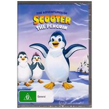 DVD ADVENTURES OF SCOOTER THE PENGUIN, THE Animated G 80MINS ALL REGION [BNS]