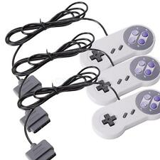 Lot3 Best Replacement Wired Game Controller for Nintendo SNES NES System