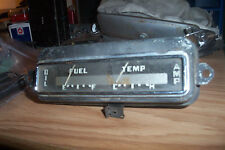 ORIGINAL KAISER-FRAZER  OIL,FUEL,TEMP,AMP GAUGES