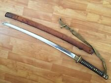Japanese WWII Army Officer's Sword Katana