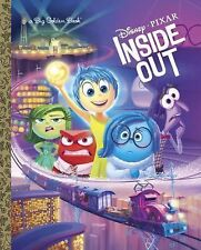 Inside Out Big Golden Book (Disney/Pixar Inside Out) by Suzanne Francis