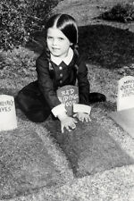 Lisa Loring As Wednesday Addams In The Addams Family 11x17 Mini Poster