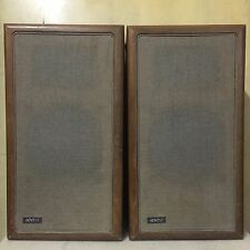 The Advent Loudspeaker Stereo Speaker 2-Way Henry Kloss Design – Tested Working