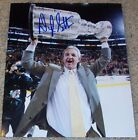 DARRYL SUTTER SIGNED L.A. KINGS STANLEY CUP 8x10 PHOTO B w/PROOF LOS ANGELES