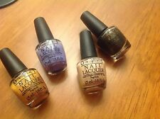 OPI Minis - set of four - from various collections SEE DESCRIPTION