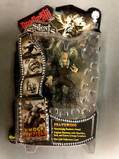 MEZCO SILENT SCREAMERS REEL MASTERS NOSFERATU KNOCK RENFIELD ACTION FIGURE SET