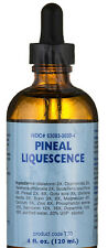 PINEAL LIQUESCENCE PURE NEW ZEALAND GLANDULAR GLAND MELATONIN SUPPLEMENT GLANDS