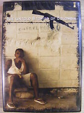 The Untold Stories of Columbia (DVD, 2007) Christianity in South America NEW!
