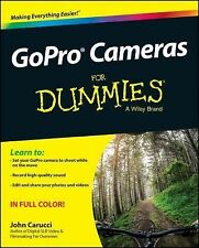 GoPro Cameras for Dummies® by John Carucci (2014, Paperback)