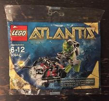 LEGO 30042 Atlantis Mini Sub Polybag Retired SEALED