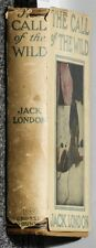 THE CALL OF THE WILD London, Jack 1915 B&W Illustrations Western Nature Forest