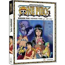 One Piece: Season Five - Voyage Two - Episodes 276-287 (DVD, 2013, 2 Disc) NEW!
