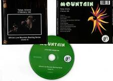 "MOUNTAIN ""Live In Tempe , Arizona 1982"" (CD) 2006"