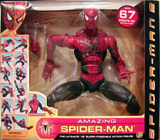 Amazing Spiderman 2 18 inches, 67 Points of Articulation Poseable Action Figure