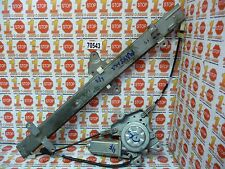 89 90 91 92 93 94 NISSAN MAXIMA DRIVER/LEFT FRONT WINDOW REGULATOR W/MOTOR OEM