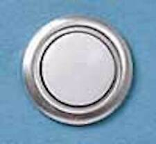 Thomas & Betts CARLON Replacement Lighted Doorbell push Button door bell Silver