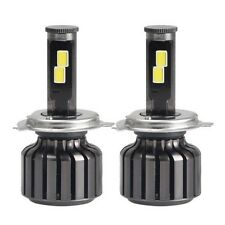 Hot 2PCS H4 9003 HB2 120W 10000LM CREE LED Headlight Kit Hi/Lo Beam Bulbs 6000K