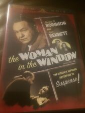 THE WOMAN IN THE WINDOW (DVD, 2007) - Edward G. Robinson and Joan Bennett