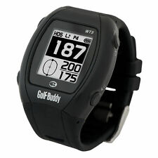 Golf Buddy WT3 Watch / Golf GPS Rangefinder Watch Packed with Features!