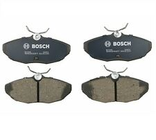 Dodge Viper Ford Jaguar Lincoln LS 2000-2006 Rear Disc Brake Pad Bosch QuietCast