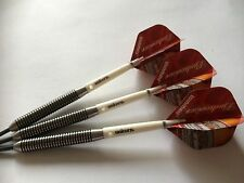 APACHE BUDWEISER 17g TUNGSTEN Darts Set, Unicorn Grippers & BUDWEISER Flights