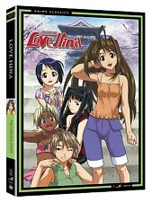 Love Hina: The Complete Series - Anime Classics (DVD, 2011, 4-Disc Set)