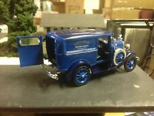 NEW 1:32 DIECAST 1931 FORD MODEL A PANEL VAN KING & ALLEN TRUCKING COMPANY
