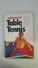 Advanced table Tennis Paperback – 1972 by Jack Carr (Author)