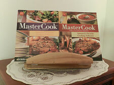 Set of Master Cook Manual's 1998 & 1999 Software is not included