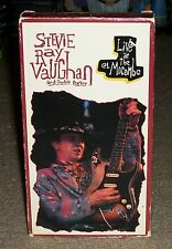Stevie Ray Vaughan & Double Trouble Live at the El Mocambo 1983 (VHS)