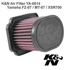 Yamaha FZ-07 MT-07 XSR700 K&N High Performance Air Filter YA-6814