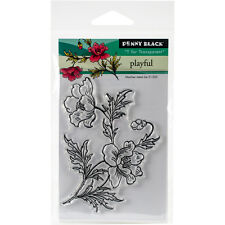 """Penny Black Clear Stamps 3""""X4""""-Playful II"""