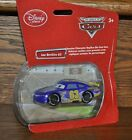 Disney Store Cars Exclusive Lee Revkins #63 Die Cast Bubble package 1:43 NEW
