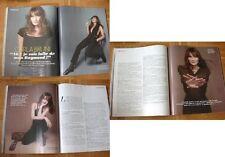 Magazine ELLE juin 2013 avec article sur Carla Bruni