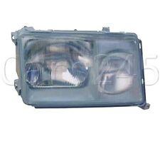 MERCEDES E-Class W124 1985-1989 Headlight Lens LEFT LH Glass