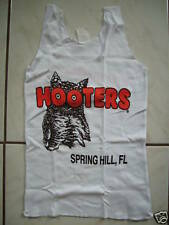 NEW RARE SIZE HOOTERS HALLOWEEN COSTUME L/XXL FLORIDA W/EXTRAS BONUS JEWELRY!!