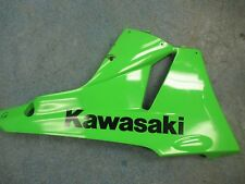2009,2010,2011,2012 Kawasaki ZX-6r, Right bottom belly fairing, stock OEM