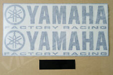Yamaha Factory Racing Decals Stickers for Bellypan etc x2 Superior Cast R1 R3 R6