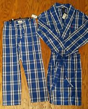 NWT Polo Ralph Lauren Robe Pajama set Men's size L