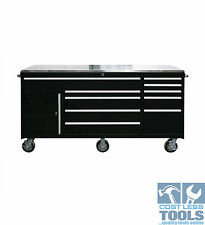 """TMX 72"""" 10 Drawers With Built In Cabinet - TMX72RA"""
