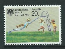 AUSTRALIA SG720 1979 YEAR OF THE CHILD MNH
