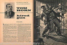 Tom Horn - Hired Killer of Wyoming Cattle Barons