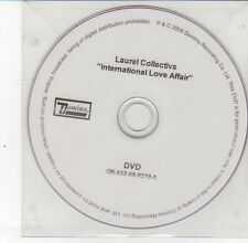 (DS634) Laurel Collective, International Love Affair - 2008 DJ DVD