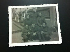 Vintage - Antique -  OLD PHOTOS- UNIFORMS- Kingdom of Yugoslavia- 1939