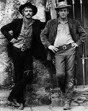 Paul Newman Robert Redford Butch Cassidy and the Sundance Kid 8x10 Photo 018