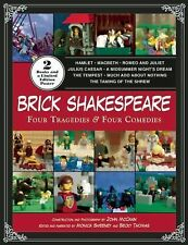 Brick Shakespeare : The Complete Set by Monica Sweeney, John McCann and Becky...