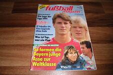 KICKER EXTRA  --  Fußball Magazin  # 1/1991 // SCHALKE 04 - Legende ohne Ende